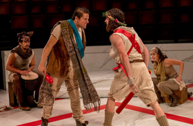 The Old Globe and University of San Diego Shiley Graduate Theatre Program Presents Shakespeare's JULIUS CAESAR