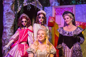 Review: INTO THE WOODS Honored by Cupcake Studios on the 30th Anniversary of Stephen Sondheim and James Lapine's Tony Award Winning Musical