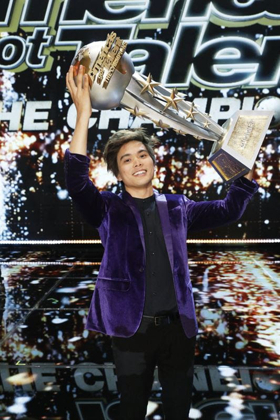 AMERICA'S GOT TALENT: THE CHAMPIONS Crowns First-Ever Winner