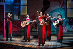 VIRTUAL BATTLE OF THE MARIACHI BANDS to Celebrate AMERICAN MARIACHI at the San Diego Old Globe