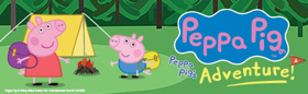 Book Now For PEPPA PIG'S ADVENTURE in the West End