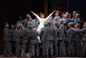 BWW Review: A Yummy FILLE DU REGIMENT Thanks to Yende and Camarena (and Don't Forget Donizetti)