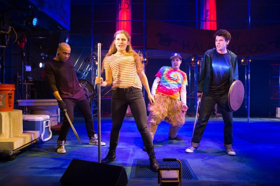 Kristin Stokes to Reprise Role as Annabeth in THE LIGHTNING THIEF on Tour