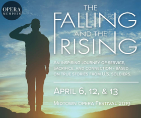 Opera Memphis Celebrates Troops in THE FALLING AND THE RISING