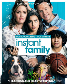 INSTANT FAMILY Arrives On Digital 2/19 & On Blu-ray/DVD 3/5
