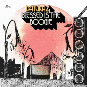 Australian Rock Band Datura4 to Release Third Album 'Blessed Is The Boogie'