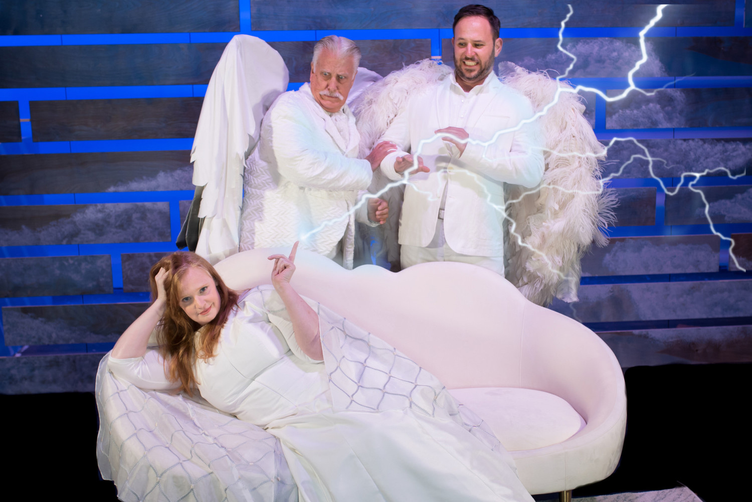 BWW Review: AN ACT OF GOD at Human Race Theatre Company