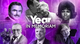 ABC News to Present THE YEAR IN MEMORIAM 2018