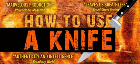 Florida Studio Theatre Opens Stage III Series With HOW TO USE A KNIFE