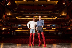 BWW Interview: Oliver Tompsett, Simon-Anthony Rhoden and Natalie McQueen Talk KINKY BOOTS