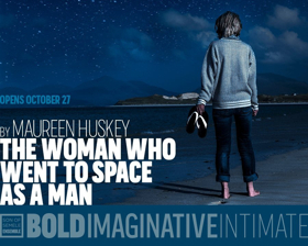 BWW Review: Visually Stunning THE WOMAN WHO WENT TO SPACE AS A MAN Explores the Secret Life of Writer Alice B. Sheldon