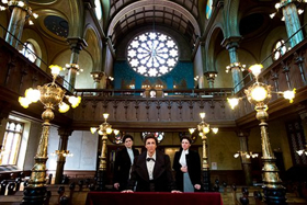 On Site Opera To Present Ricky Ian Gordon's 'Morning Star' At The Eldridge St. Synagogue