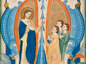 Art Institute Celebrates Gift of Medieval Miniatures from Prominent Chicago Collector