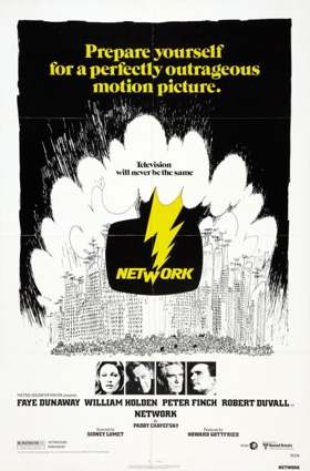 BWW Flashback: A Look Back on NETWORK and Why It Still Resonates