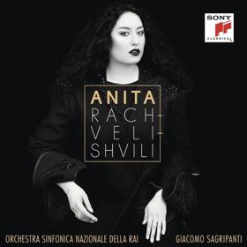 Sony Classical Releases Debut Album of Stunning Mezzo-Soprano Anita Rachvelishvili on 3/2