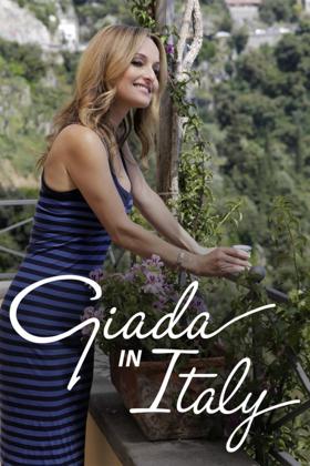 Food Network Announces Return of GIADA IN ITALY