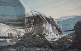 INTO THE ARCTIC Opens At Queen Elizabeth Theatre Gallery, Today