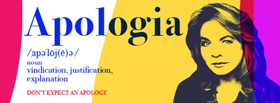 From the Artistic Director/CEO Todd Haimes: Apologia