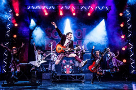 SCHOOL OF ROCK: THE MUSICAL Coming to San Jose's Center for the Performing Arts