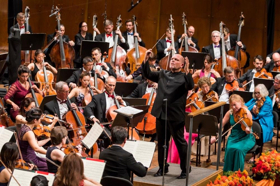 Jaap van Zweden To Lead Conrad Tao World Premiere and Bruckner's Symphony No. 8