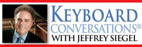 Eisemann Center presents KEYBOARD CONVERSATIONS with Jeffrey Siegel