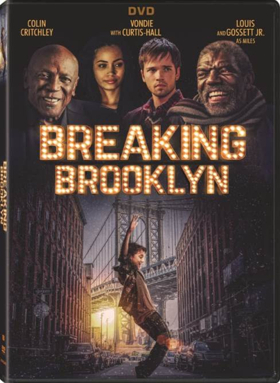 Louis Gossett Jr. Stars in the Heartwarming BREAKING BROOKLYN Coming to DVD and Digital