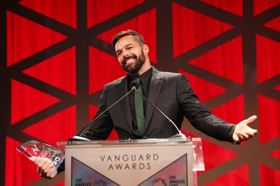 Ricky Martin, Greg Berlanti & Robbie Rogers, and Ariadne Getty Honored at 49th Anniversary Gala Vanguard Awards