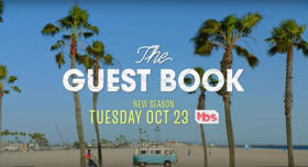 TBS Sets Premiere Date for Season Two of THE GUEST BOOK