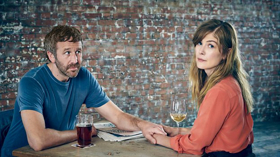 BBC Two Acquires STATE OF THE UNION Starring Rosamund Pike, Chris O'Dowd