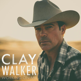 Multi-Platinum Country Star Clay Walker Releases New Single WORKING ON ME Today, April 13