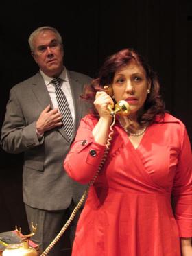 BWW Review: Granite Theatre's Thrilling DIAL M FOR MURDER Delivers Sensational Suspense
