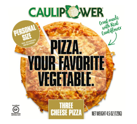 CAULIPOWER Launches Personal Size Cauliflower Crust Pizza