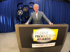 Tom Bergeron Announces Winners of Student Production Awards