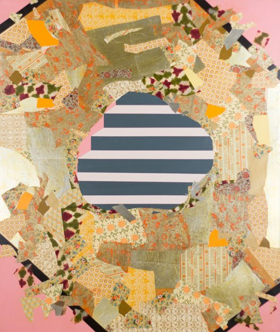 MAD Presents Groundbreaking Feminist Collage Paintings of Miriam Schapiro