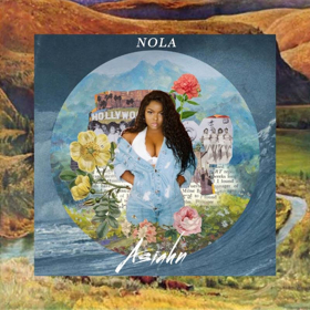 Asiahn Releases New Single NOLA