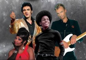 Legends In Concert Makes History With Record-breaking 35th Season On The Vegas Strip