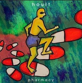 Hoult Releases Debut Single 'Pharmacy' on Phwoar and Peace