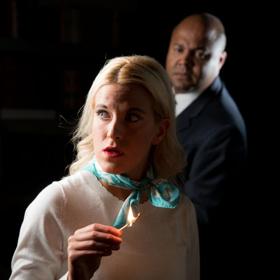 BWW Review: WAIT UNTIL DARK at Hale Centre Theatre is Chilling