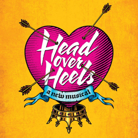 Can You Hear Them? HEAD OVER HEELS Begins Rehearsals for Pre-Broadway Engagement