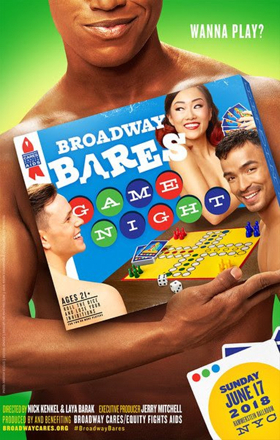 Photo Flash: Broadway Bares Will Host Game Night This June- Must See Pics!