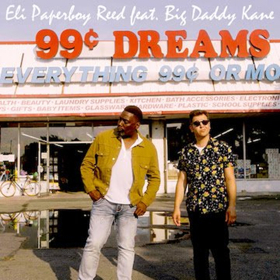 Eli Paperboy Reed Releases New Single 'Ninety Nine Cent Dreams' with Big Daddy Kane