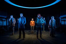 BWW Review: SHIPWRECK, Almeida Theatre