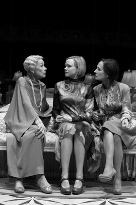 THREE TALL WOMEN Adds Midnight Performance to Benefit Actors Fund