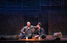 BWW Review: OF MICE AND MEN, Theatre Royal, Glasgow