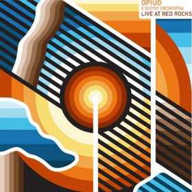 Opiuo Releases 'Live From Red Rocks' Album With 21 Piece Orchestra