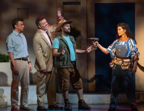 BWW Reviews: Tuneful songs, artistic choreography in the DNA of SNS' MAMMA MIA