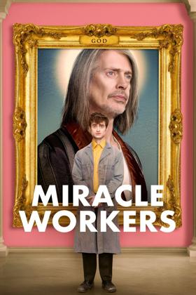 TBS Orders New Season of MIRACLE WORKERS