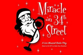 Casting Announced For MIRACLE ON 34TH STREET At Bridge House Theatre