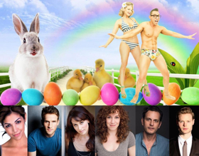 The Skivvies Announce the Return of SUNDAY UNDIE EASTER BRUNCH
