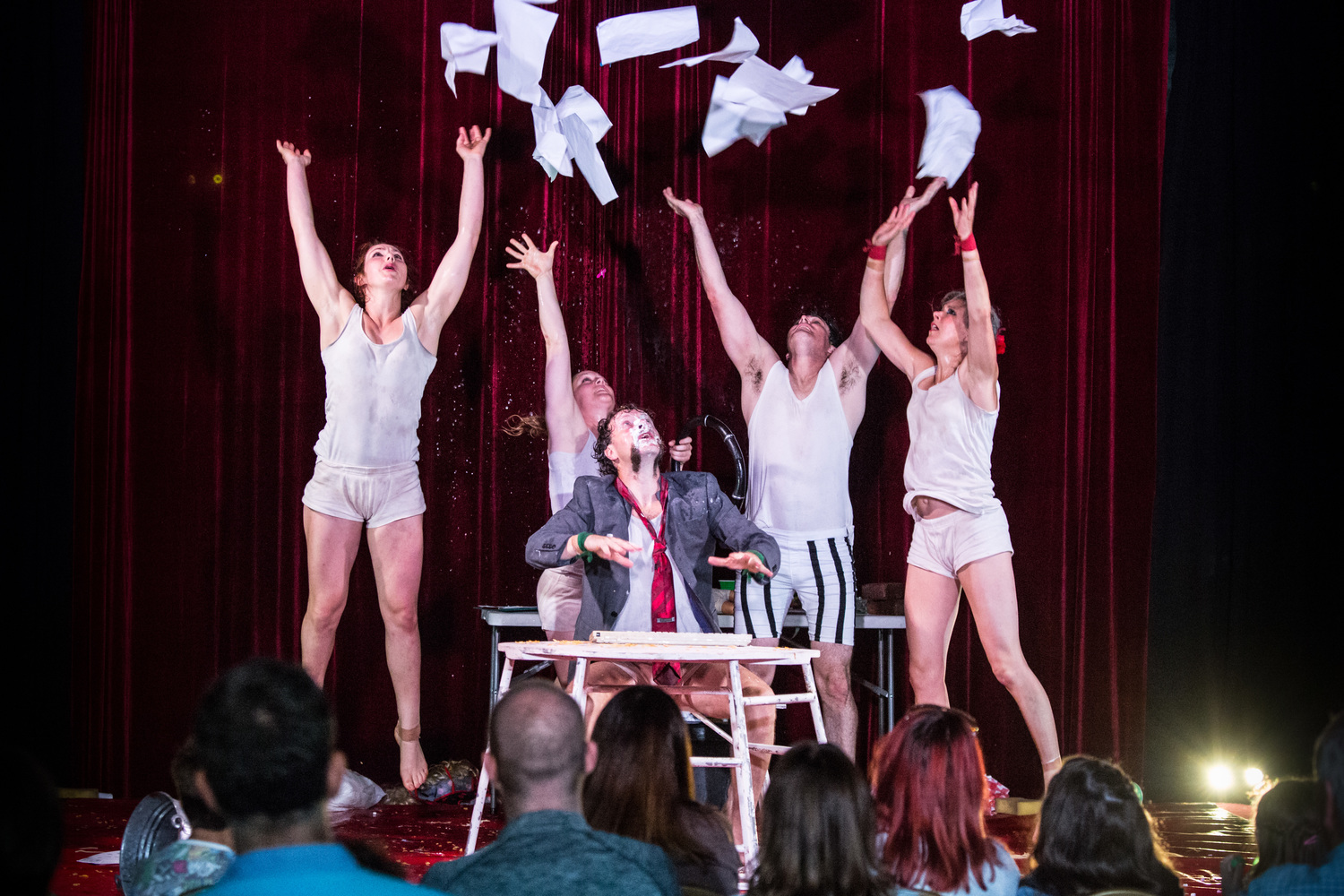 BWW Interview: Tumble Circus Co-Founder Tina Segner Talks UNSUITABLE At Fringeworld
